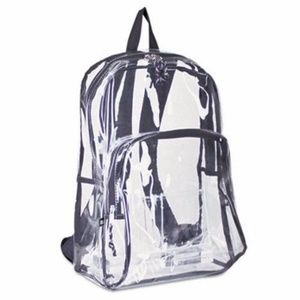Handbags - Clear Backpack Transparent PVC Bag NWT
